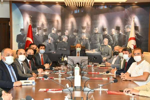 Vali Dağlı: Samsunu Türkiye genelinde daha da ön plana çıkarmak önceliklerimiz arasında
