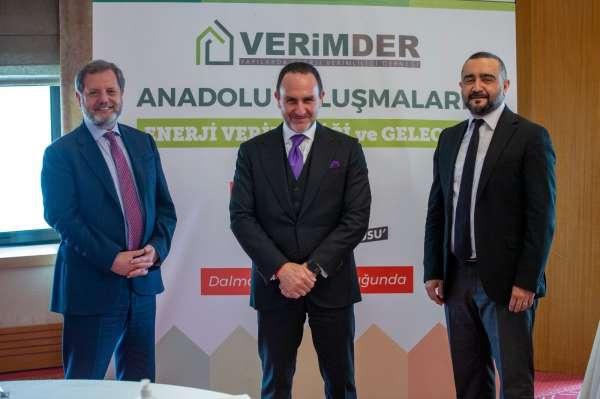 VERİMDER: Türkiyenin enerji verimliliği bu toplantılarda masaya yatırılacak