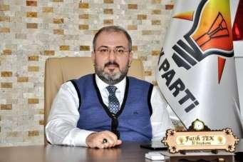 AK Partili Tek,' Evlatlarımızı yaşamdan koparan alçak terör örgütü PKK'yı lanetl