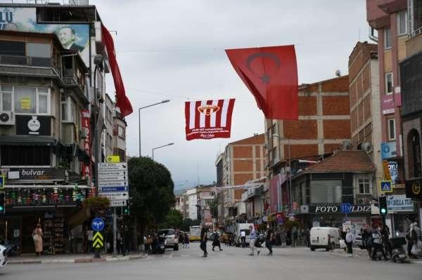 Başkan Taban'dan İnegölspor'a 1 milyon prim sözü