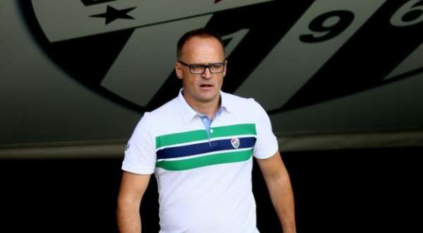 İrfan Buz: 'Bursaspor'un gerçek kimliğini Play-Off'ta yansıtacağız'