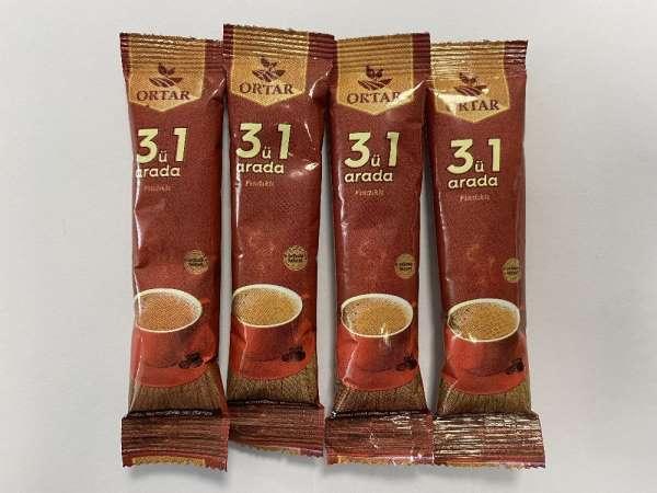 ORTAR'dan 3'ü 1 arada fındıklı kahve