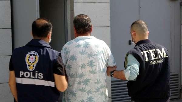 Samsun'da FETÖ'nün yeni yapılanmasına yönelik operasyonda gözaltı sayısı 38'e çı