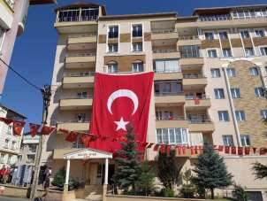 Şehit haberi Sivas'a ulaştı