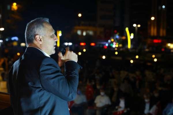 Suluovada 15 Temmuz Demokrasi ve Milli Birlik Günü
