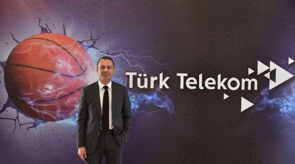 Türk Telekom Gençlik ve Spor Kulübü Başkanı Yusuf Kıraç: 'Hedefimiz gruptan çıkm