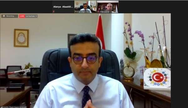 ALKÜde Kadim Türk Devlet Yapısına Emperyalist Saldırılar ve 15 Temmuz konferansı
