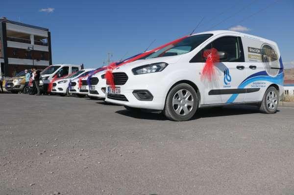 Belediyenin araç filosu güçleniyor