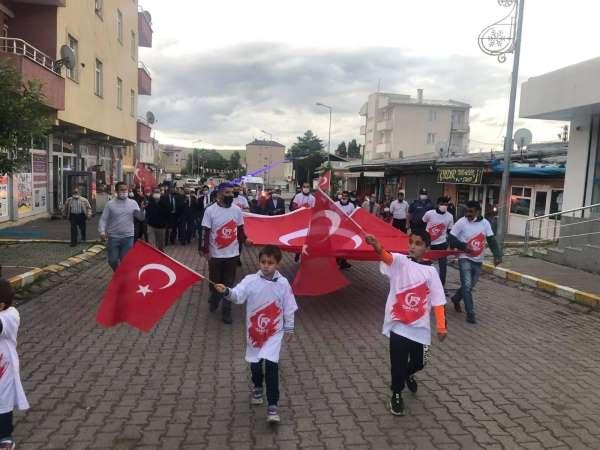 Çıldırda 15 Temmuz Şehitlerini Anma, Demokrasi ve Milli Birlik Günü programı