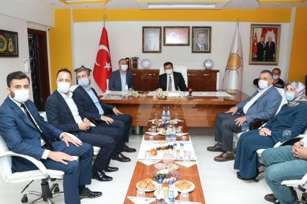 AK Parti Genel Başkan Yardımcısı Dağ: 'Öbür tarafta CHP var dahi diyemiyoruz'