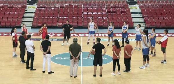 Erciyes Cup'a Çukurova yerine İzmit Belediyespor katılacak