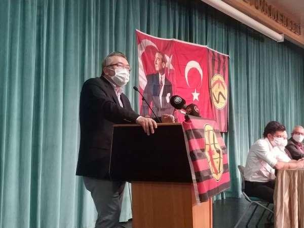 Eskişehirspor'dan 'Vefakar Taraftar Kartı' projesi