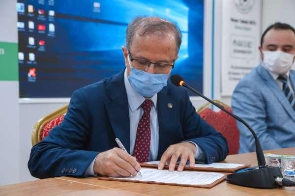 Gaziosmanpaşa Belediyesi ile Medeniyet Üniversitesi arasında sanatta iş birliği