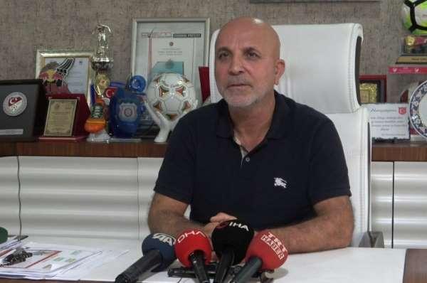 Hasan Çavuşoğlu: 'UEFA Avrupa Ligi'ndeki amacımız gruplara kalmak'