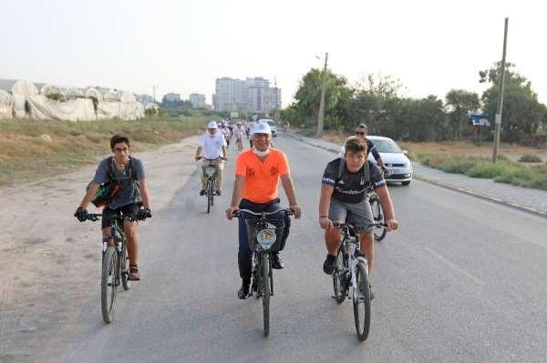 Mezitli'de Avrupa Hareketlilik Haftası etkinliği