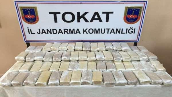 53 kilogram eroin ele geçirilmişti, şüpheliler Van'da yakalandı