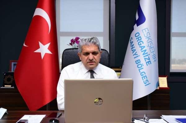 Başkan Küpeli, OSBÜK Bölge Toplantısında taleplerini sıraladı