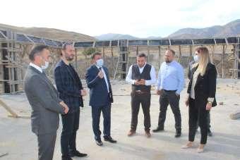 Cağ kebabı fabrikası Haziran 2021'de hizmete girecek