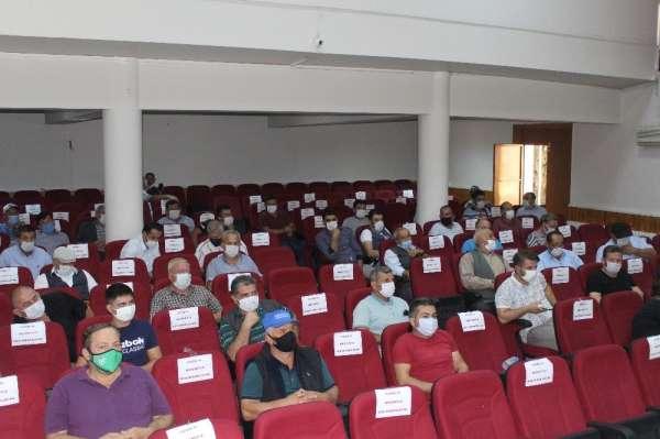 Çarşamba'da servis sürücülerine seminer