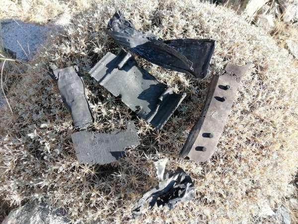 Ermenistan ordusu Nahçıvan Özerk Cumhuriyeti'ne roketle saldırdı