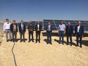 GES ile Yazıhan Belediyesi'ne yıllık 500 bin TL gelir