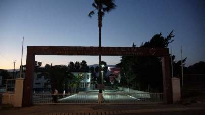 Hatayspor Osman Çalğın Tesisleri karantinaya alındı
