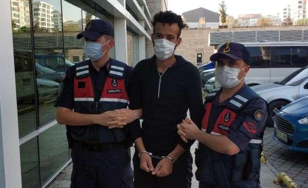HTŞ'den 1 yabancı uyruklu şahıs adliyeye sevk edildi