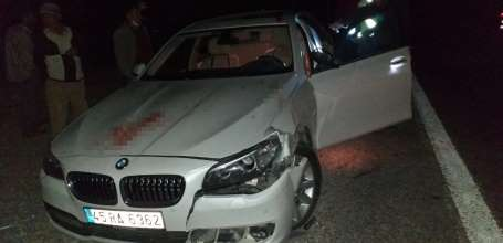 Kula İYİ Parti Meclis Üyesi adayı Hüseyin Çalık, trafik kazasında hayatını kaybe
