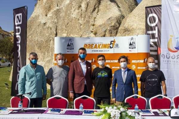 Mehmet Soytürk, Kapadokya'da Ultra-Trail heyecanı yaşatacak