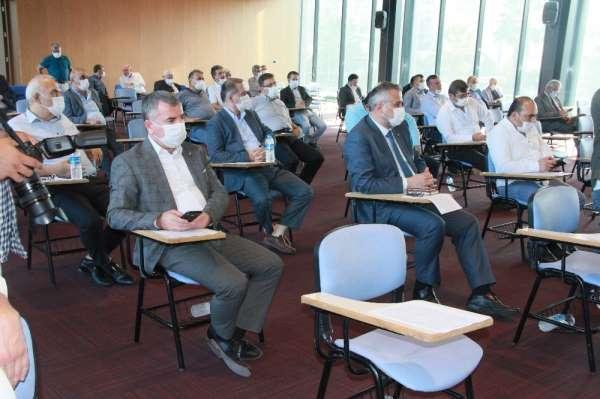 Samsun Büyükşehir meclis toplantısı