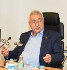 TESK Genel Başkanı Palandöken: 'Yapılandırma çalışmaları esnafımızı umutlandırdı