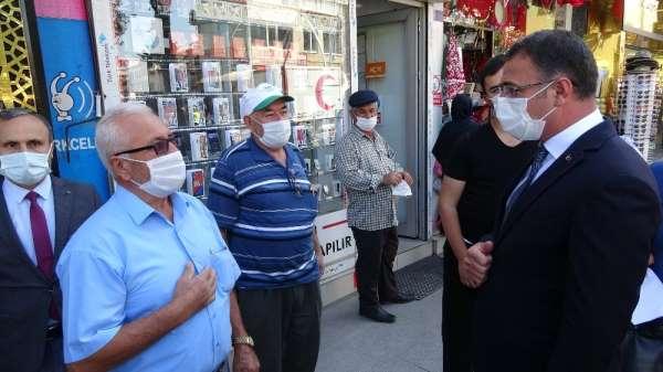 Vali Balcı uyardı: 'Sorumluluk duygusundan vaz geçmeyin'