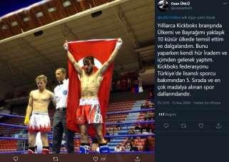 İYİ Parti TBMM Grup Başkanvekili Lütfü Türkkan boks camiasından tepki aldı