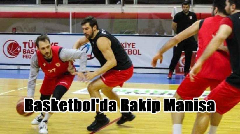 Basketbol'da Rakip Manisa
