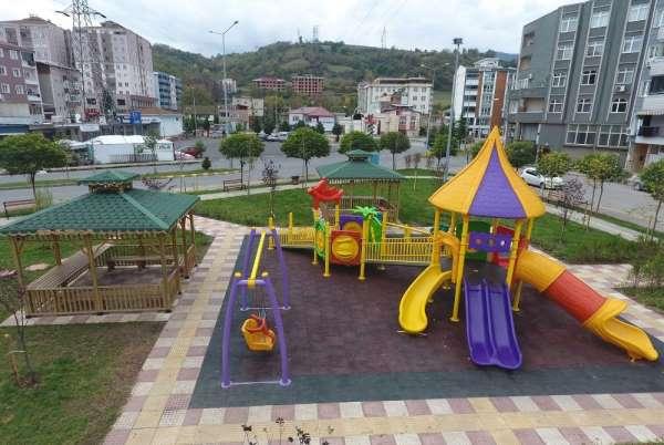 Tekkeköy Belediyesi yüzlerce belediye arasında ilk yediye girdi