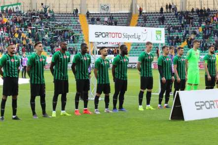 Spor Toto Süper Lig: Akhisarspor: 1 - Kasımpaşa: 1 (İlk yarı)