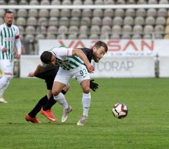 Spor Toto 1. Lig: Giresunspor: 0 - İstanbulspor: 0