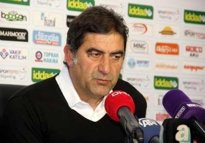 BB Erzurumspor - Trabzonspor maçının ardından