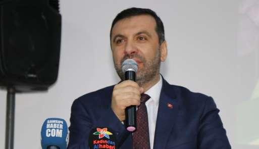 Başkan Sarıcaoğlu: '5 yılda 526 milyon liralık yatırım yaptık'
