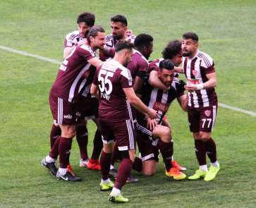Spor Toto 1. Lig: Osmanlıspor: 1 - Hatayspor: 3