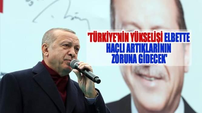 'Türkiye'nin yükselişi elbette Haçlı artıklarının zoruna gidecek'