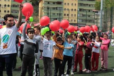 'Oyun Şenlikleri' Çaykara'da yapıldı