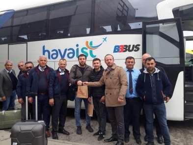 BBBUS rotaya yeni havaalanını da ekledi
