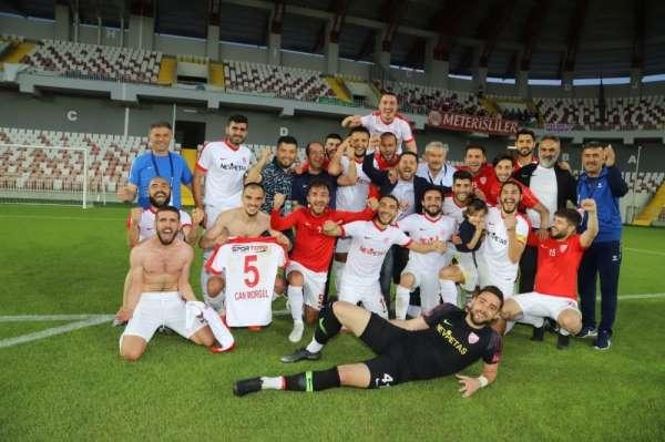 Nevşehir Belediyespor final maçında Ergene Velimeşespor ile karşılaşacak
