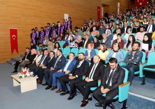 Ağrı İbrahim Çeçen Üniversitesi Coğrafya Bölümü ilk mezunlarını verdi