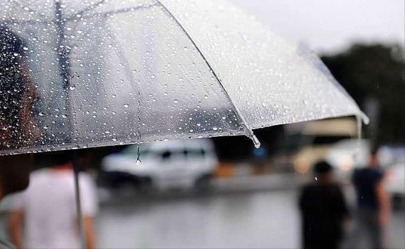 Trabzon Yağış Alıyor