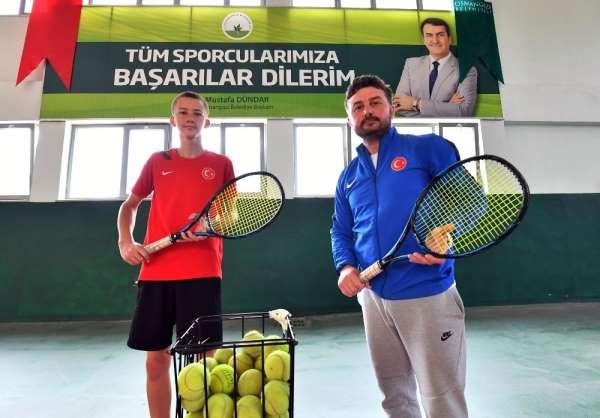 Emir Vatansever Dünya Şampiyonası'nda