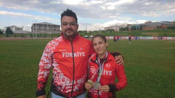 Madalya avcısı Burcu Erdemir başarılarını sürdürüyor