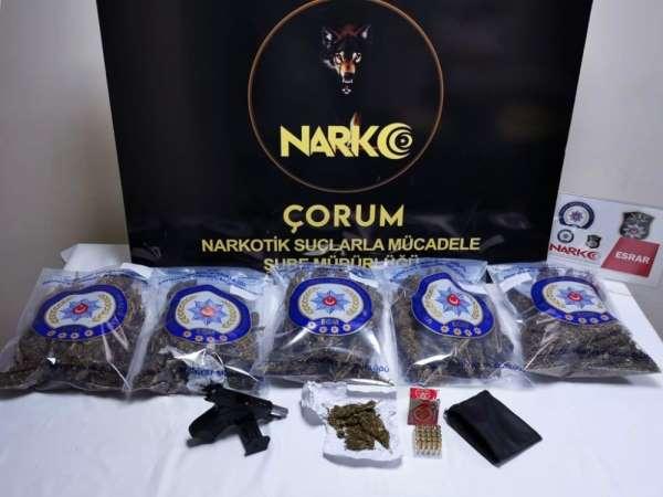 Narkotimlerden uyuşturucu tacirlerine operasyon