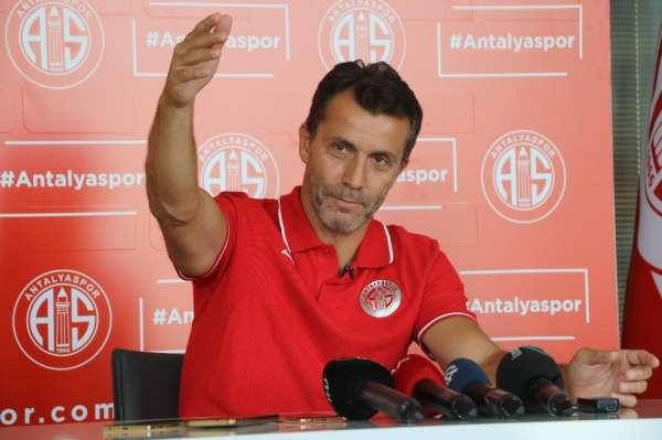 Bülent Korkmaz: 'Göztepe maçına hazırız'